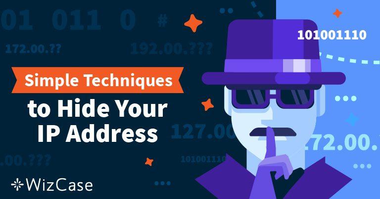 IP 주소는 숨기고, 익명 IP 주소로 활동하는 방법
