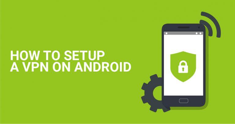 Android에서 VPN을 설치하는 방법