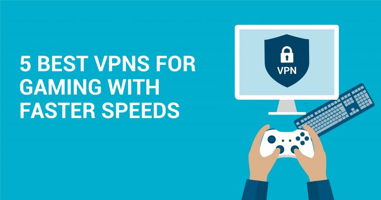 빠른 속도로 우수한 게임 경험을 보장할 VPN 서비스 베스트 5