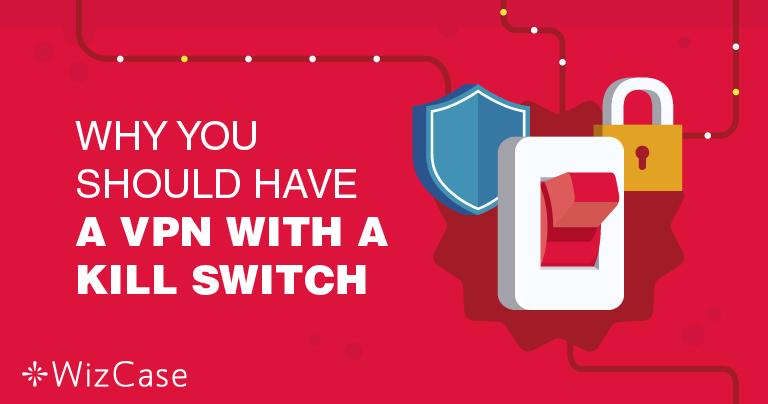 VPN 킬 스위치 기능이 왜 중요한가요?