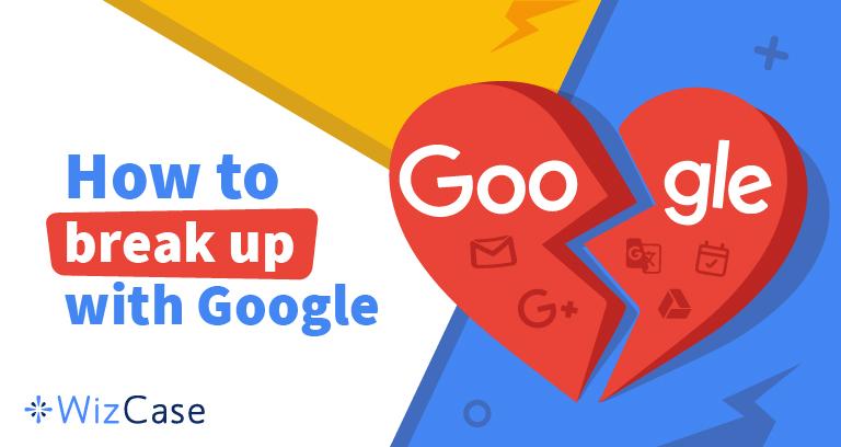 잘 가요, Google : Google 제품들의 대안들(업데이트 됨)