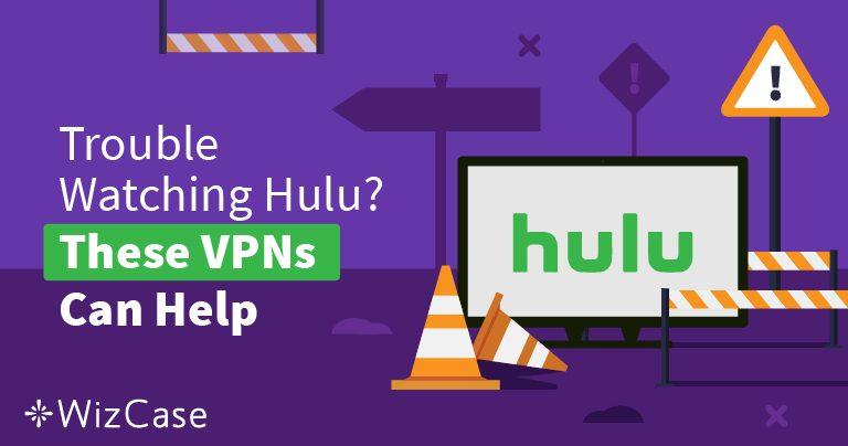 훌루 차단을 우회하는 최고의 VPN 서비스 (2019)