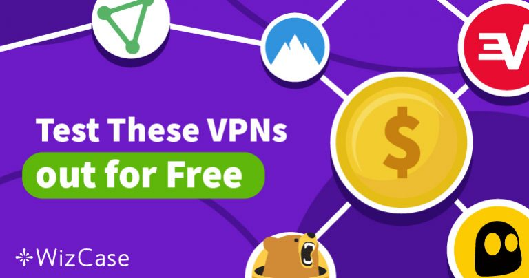 무료 체험판을 제공하는 최고의 VPN 서비스 5가지 (2020)