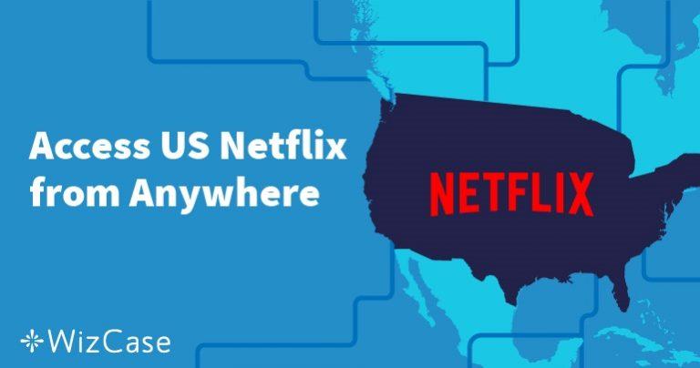 2020 한국에서 넷플릭스 미국 시청하는 방법