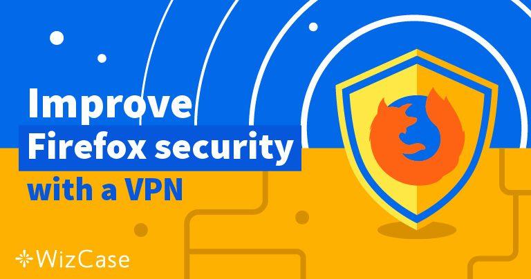 파이어폭스 전용 VPN 서비스 5가지
