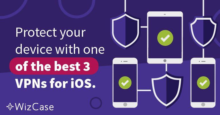 iOS 전용 VPN 서비스를 사용해서 아이폰을 보호하세요