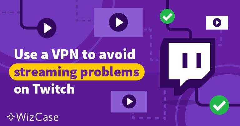트위치 전용 VPN 서비스 5가지