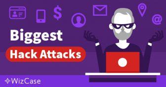 최대 규모의 해킹 공격 TOP 15 Wizcase