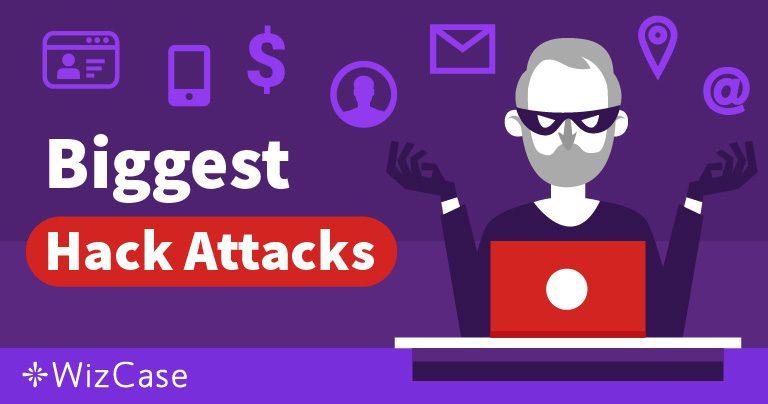 최대 규모의 해킹 공격 TOP 15