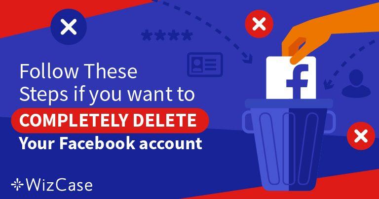페이스북 사용자 데이터를 100% 삭제하는 5단계