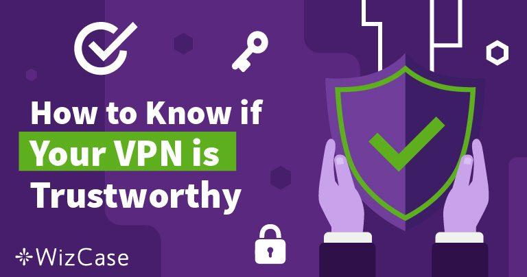 사용중인 VPN 서비스의 신뢰성 확인하기