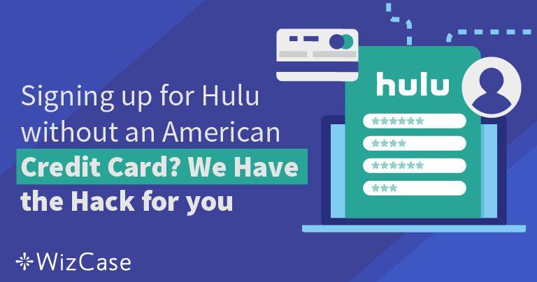 미국 신용카드 없이 훌루닷컴 가입하는 방법