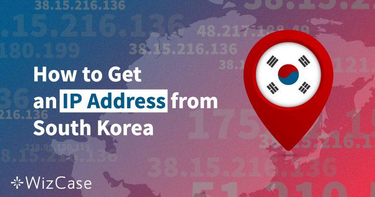 한국 IP 주소로 접속하는 방법 – 간단한 2단계 절차