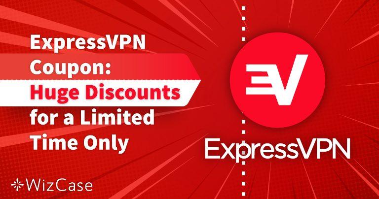 2020년 유효한 ExpressVPN 쿠폰: 오늘 최대 49% 할인을 받으십시오!