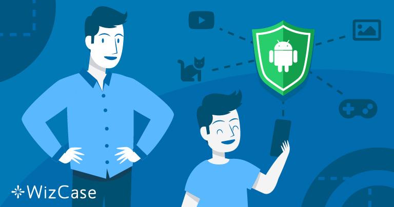 Android용 최고의 자녀 보호 앱 – 5월 2021 테스트