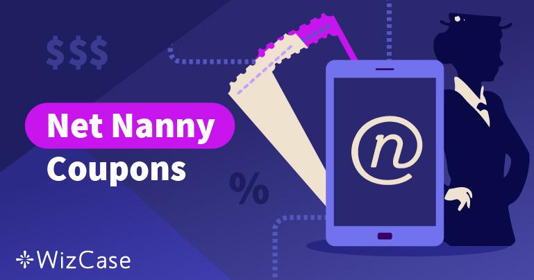 10월 2021 유효한 Net Nanny 쿠폰 오늘 최대 30% 할인