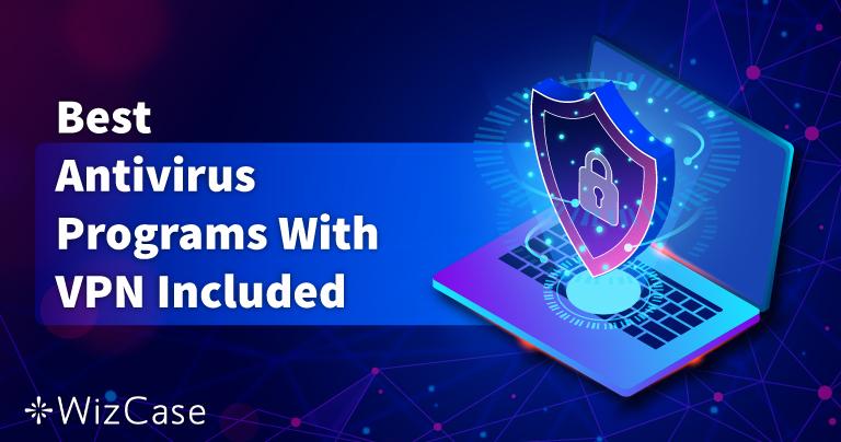VPN 기능이 내장된 2021년 추천안티바이러스 프로그램 5종