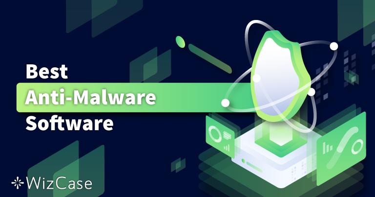 2021년 최고의 멀웨어 제거 + 보호 소프트웨어