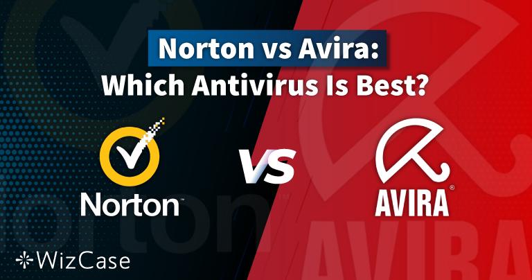 2021년 Norton vs Avira: 둘 중 하나만 돈 내고 이용할 가치가 있습니다.